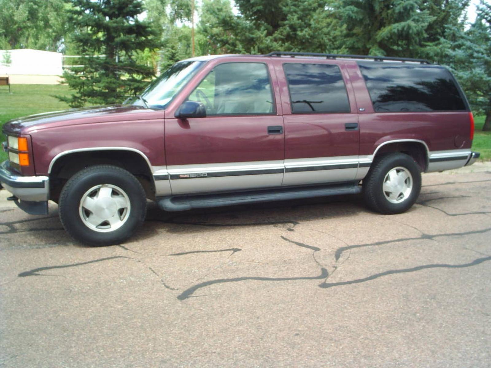 96 gmc suburban 1500
