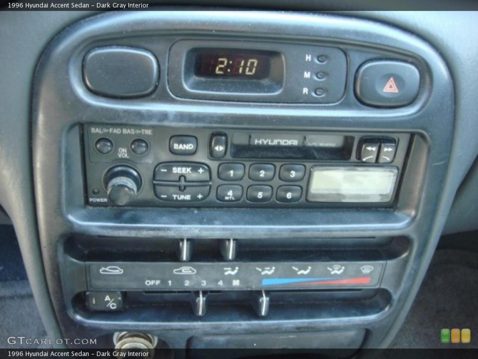 800 1024 1280 1600 origin 1996 Hyundai Accent ...