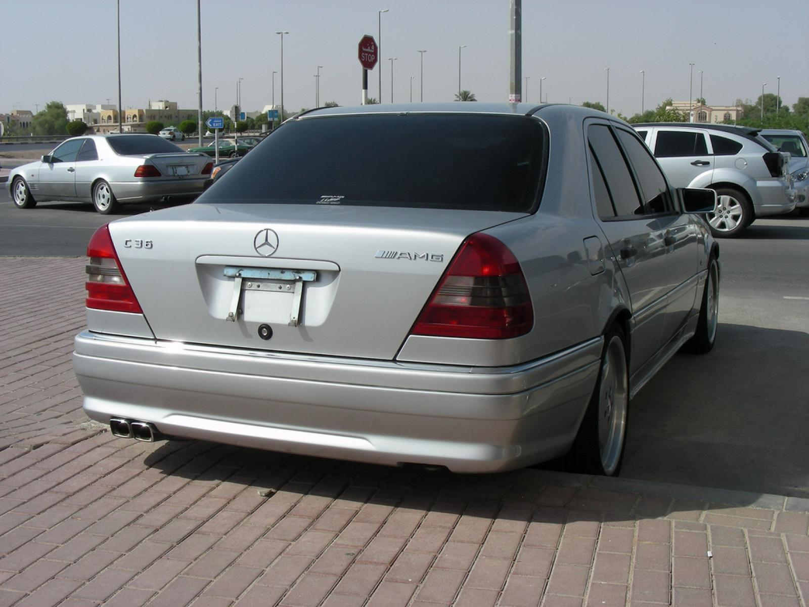 1996 Mercedes-Benz C36 AMG - Information and photos - Zomb Drive