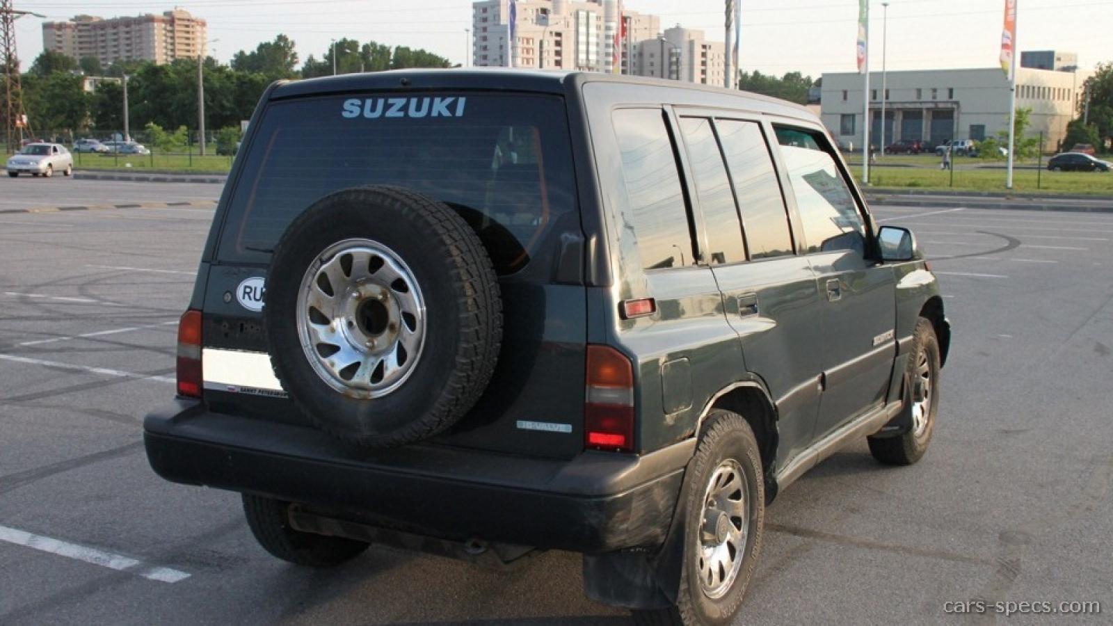 1996 Suzuki Sidekick - Information and photos - ZombieDrive