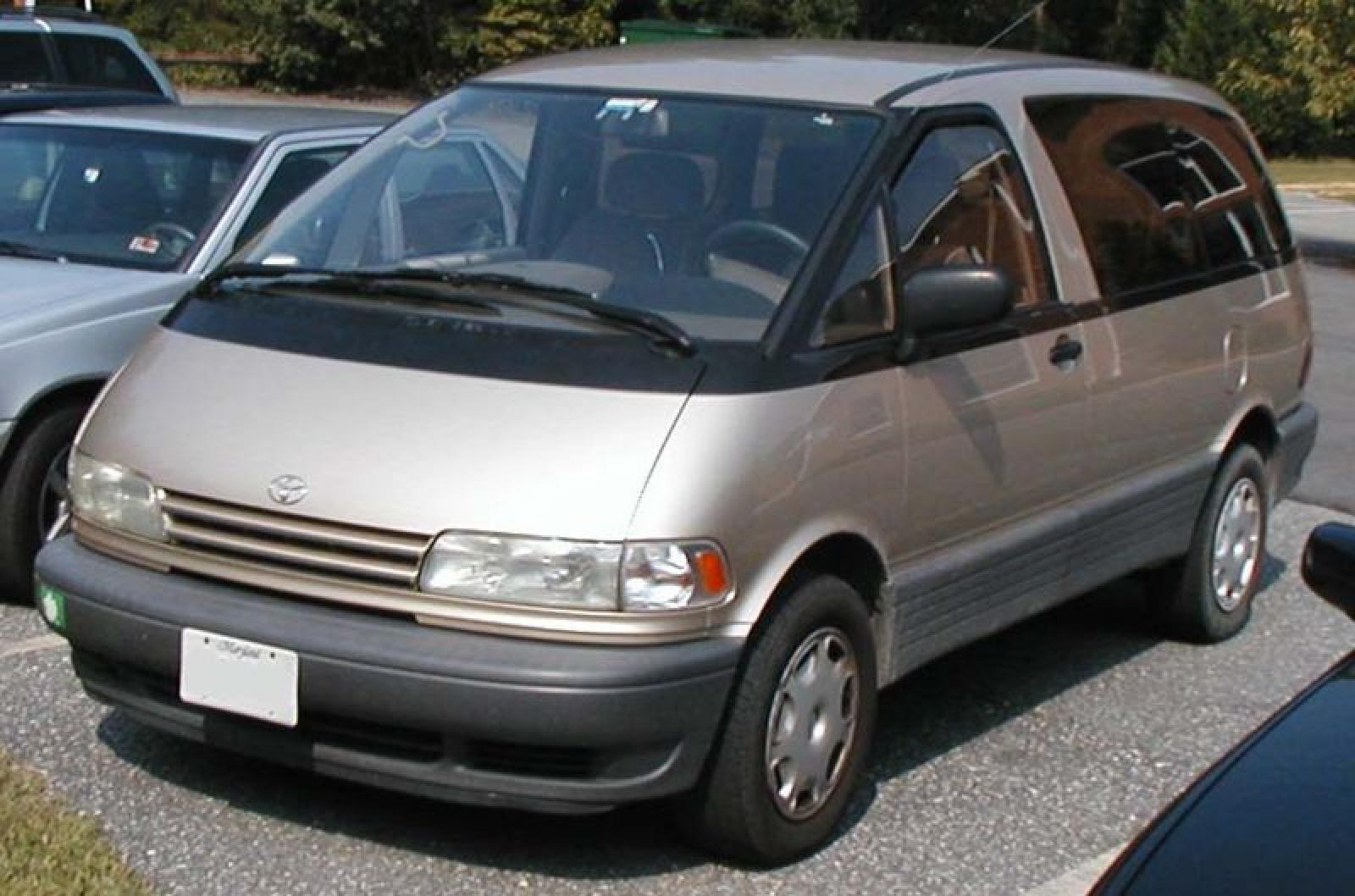 1996 previa wiring diagram Images Gallery