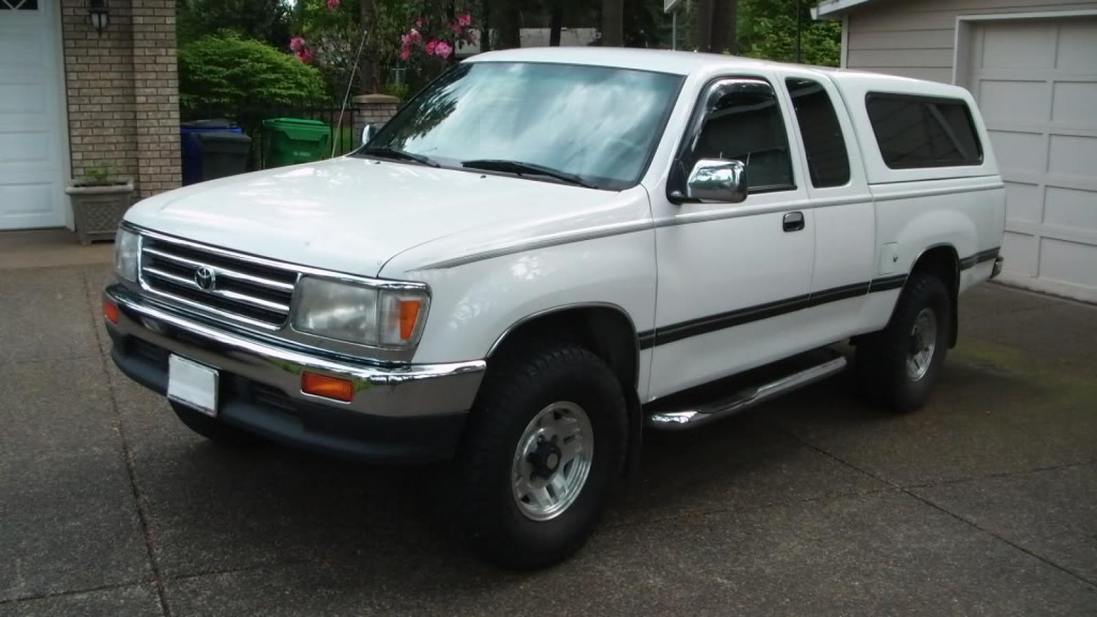 1996 Toyota T100 Information And Photos Zombiedrive Engine Diagram 1995 Sr5 1 800 1024 1280 1600 Origin