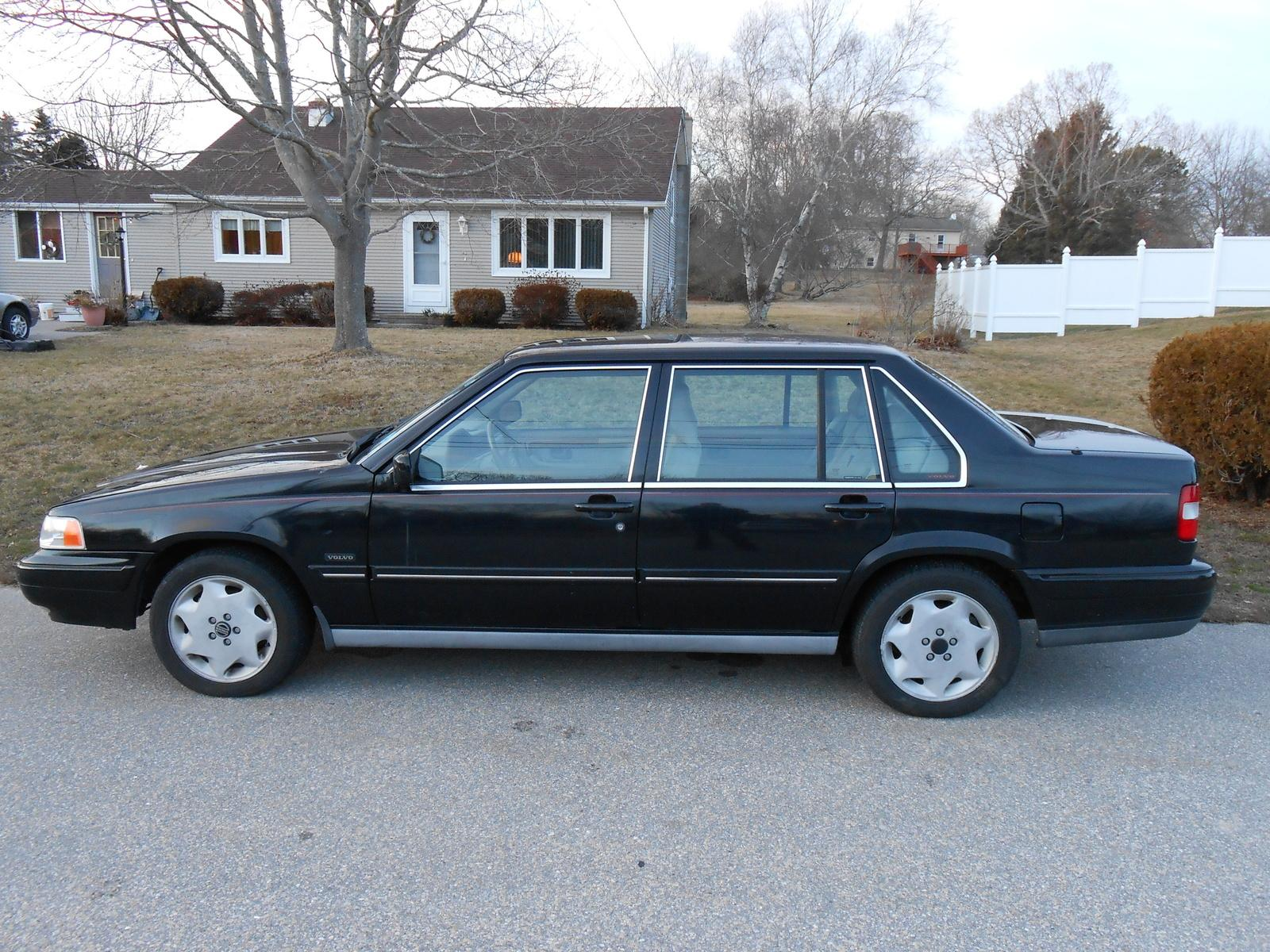 1996 volvo 960 information and photos zombiedrive. Black Bedroom Furniture Sets. Home Design Ideas