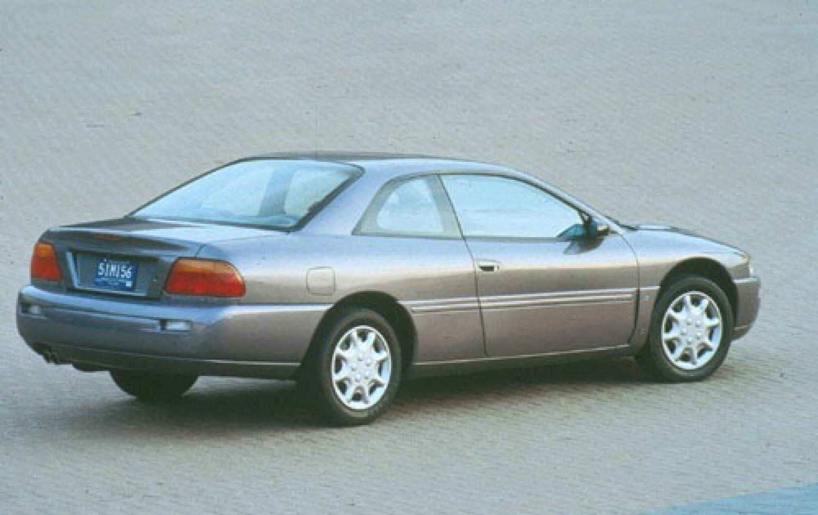 1997 chrysler sebring information and photos zombiedrive. Cars Review. Best American Auto & Cars Review