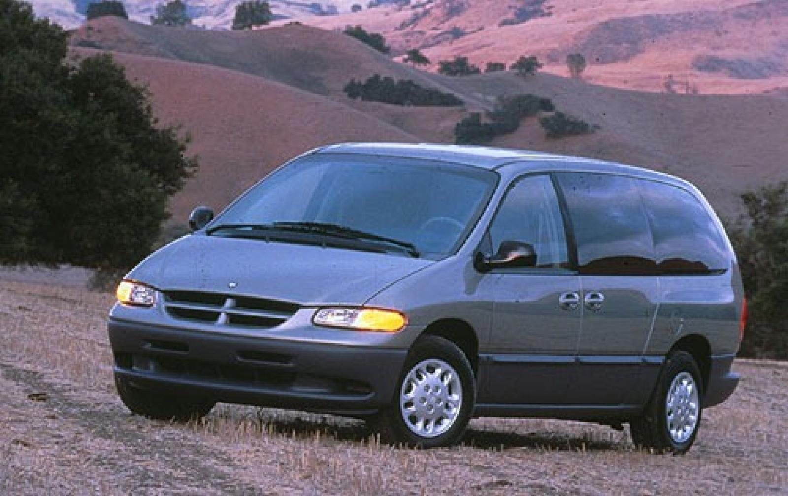 1997 dodge grand caravan information and photos. Black Bedroom Furniture Sets. Home Design Ideas