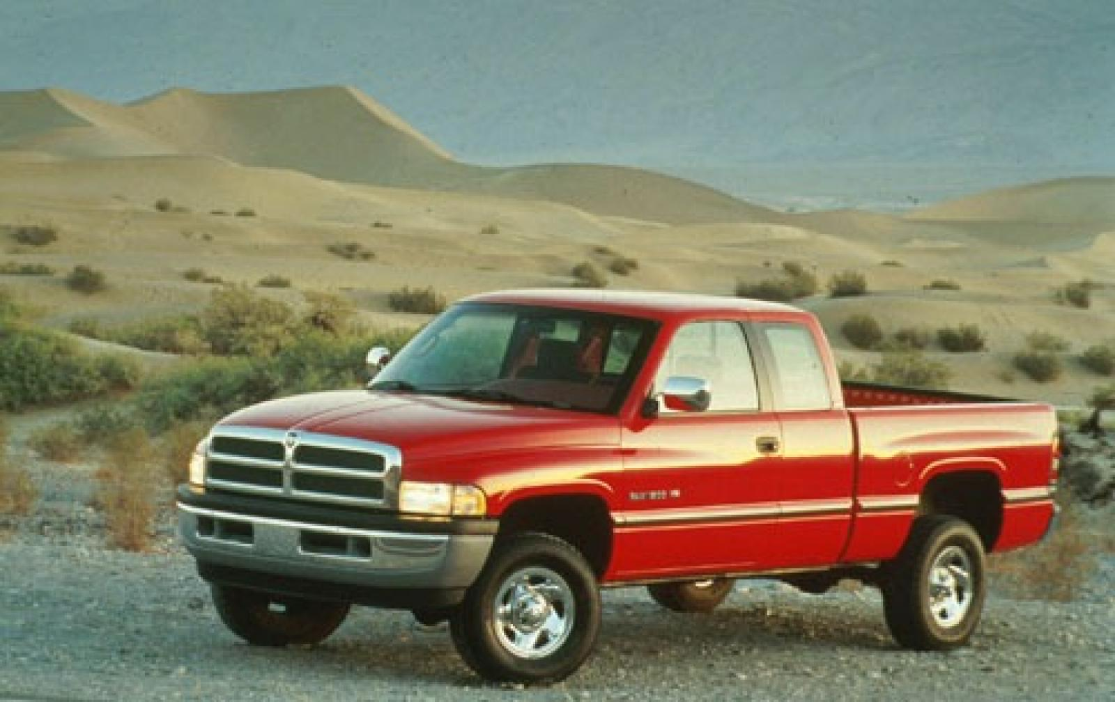 1996 Dodge Ram Pickup 1500 Information And Photos