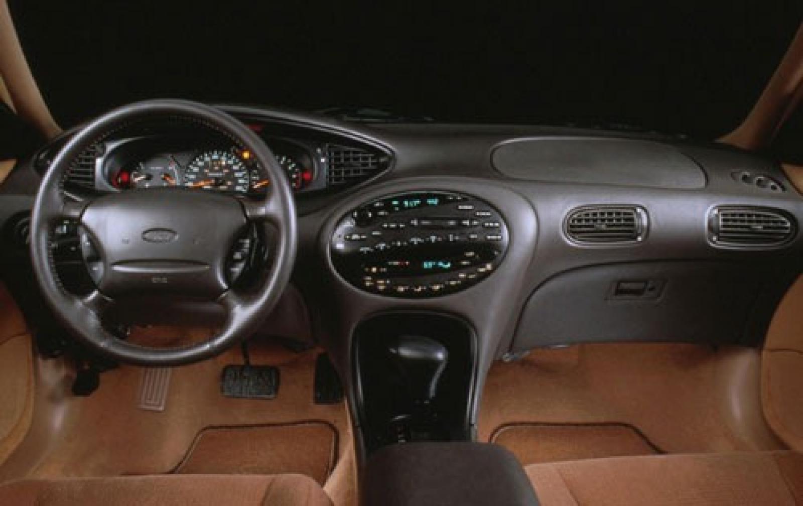800 1024 1280 1600 origin 1999 Ford Taurus ...