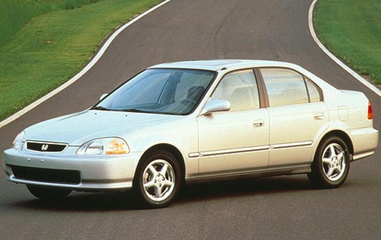 1996 Honda Civic Information And Photos Zombiedrive