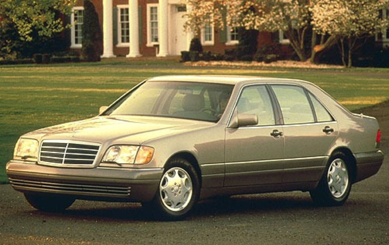1996 mercedes benz s class information and photos zombiedrive rh zombdrive  com 1994 Mercedes -Benz S500 Coupe Mercedes-Benz S500 Coupe