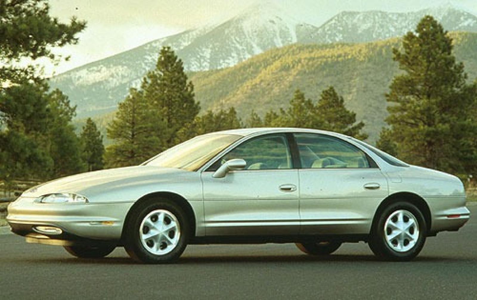 1997 Oldsmobile Aurora #1 800 1024 1280 1600 origin