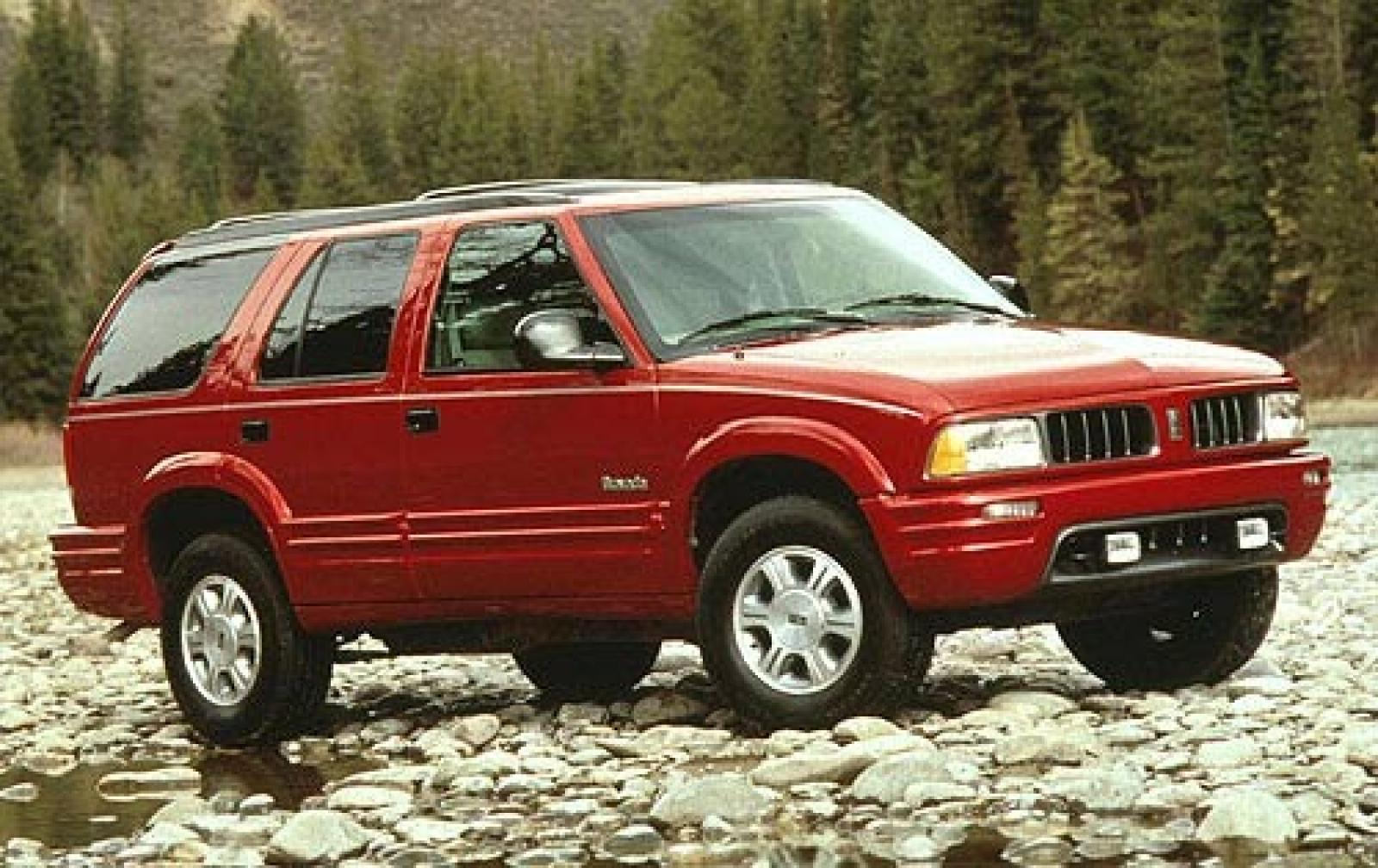 1998 Oldsmobile Bravada - Information And Photos