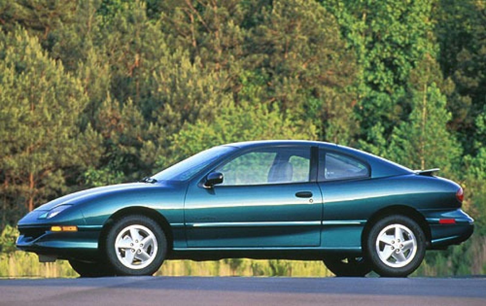 1997 Pontiac Sunfire #3