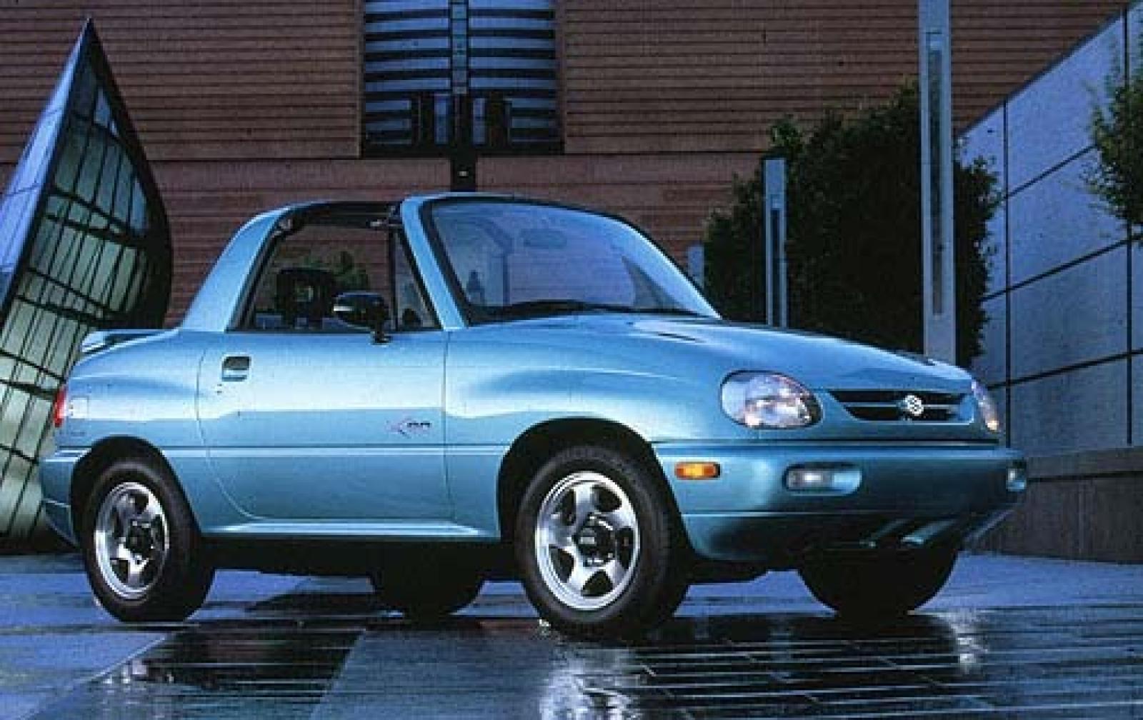 Suzuki Sidekick X Car