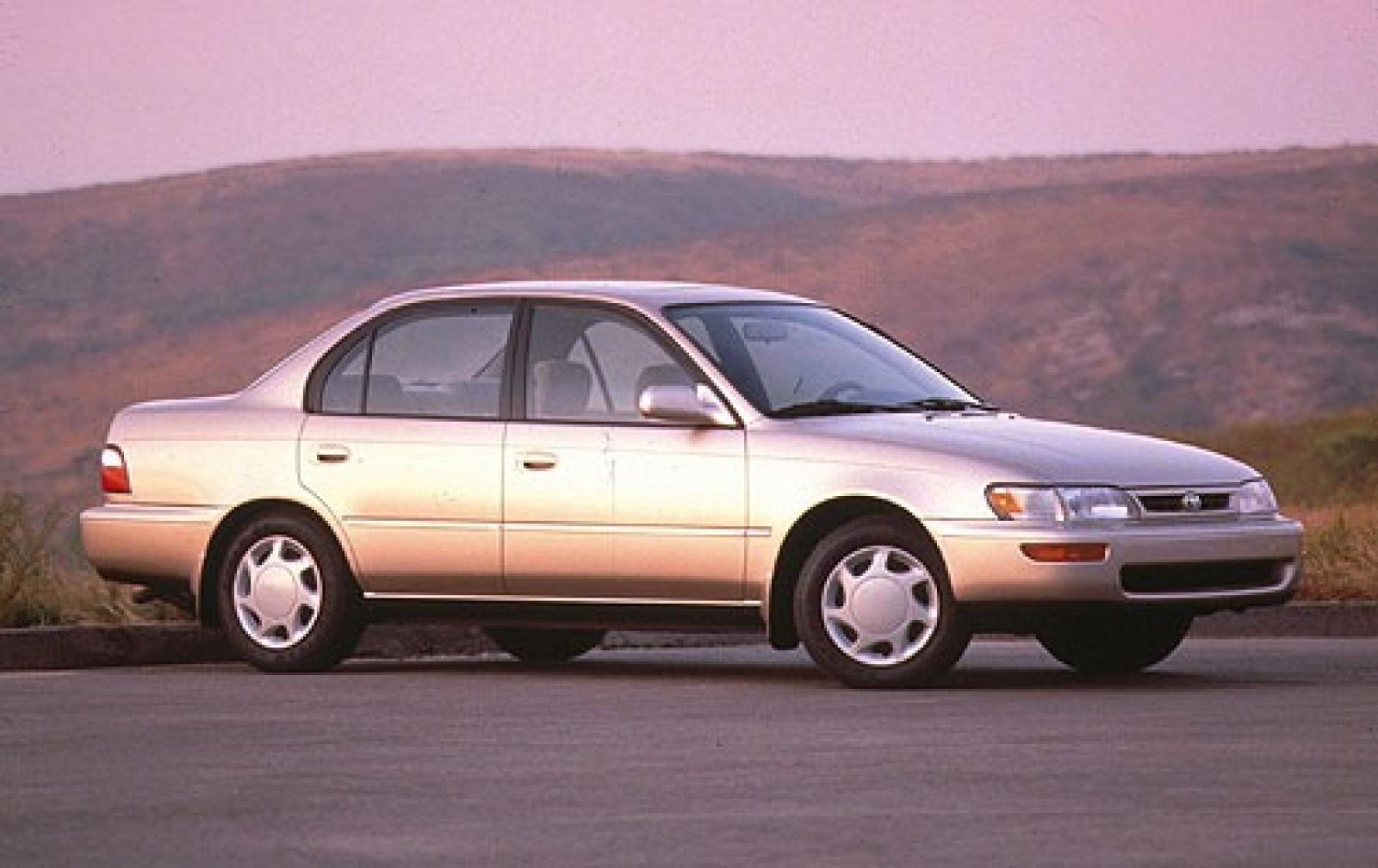 1997 Toyota Corolla Information And Photos Zombiedrive Oem 1996 Honda Civic Ex Sedan Door Wiring Diagram Gallery