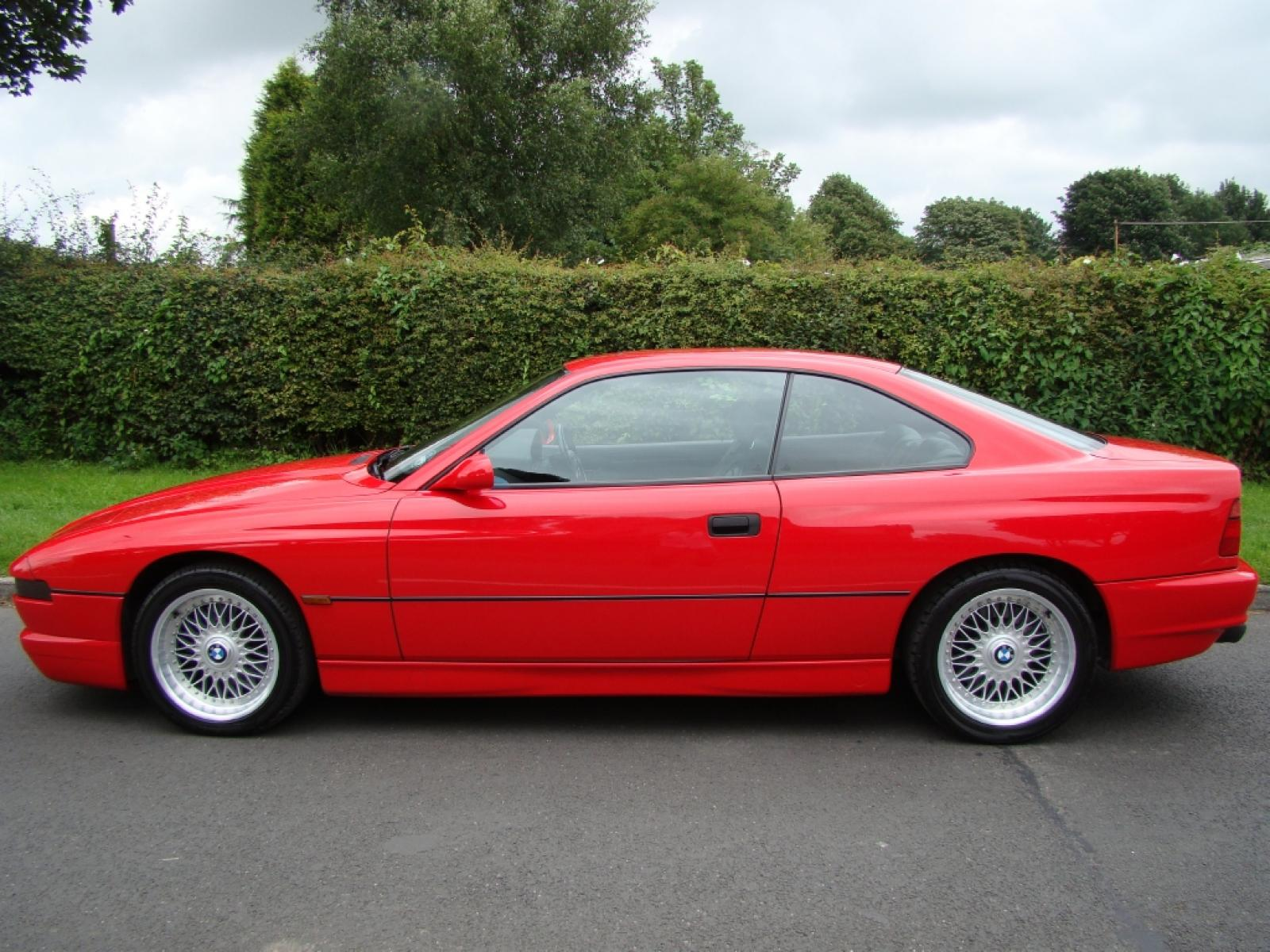 1997 BMW 8 Series - Information and photos - ZombieDrive