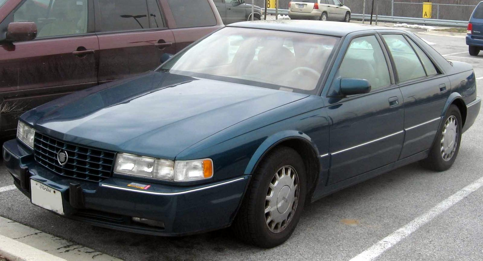 1997 Cadillac Seville - Information and photos - ZombieDrive