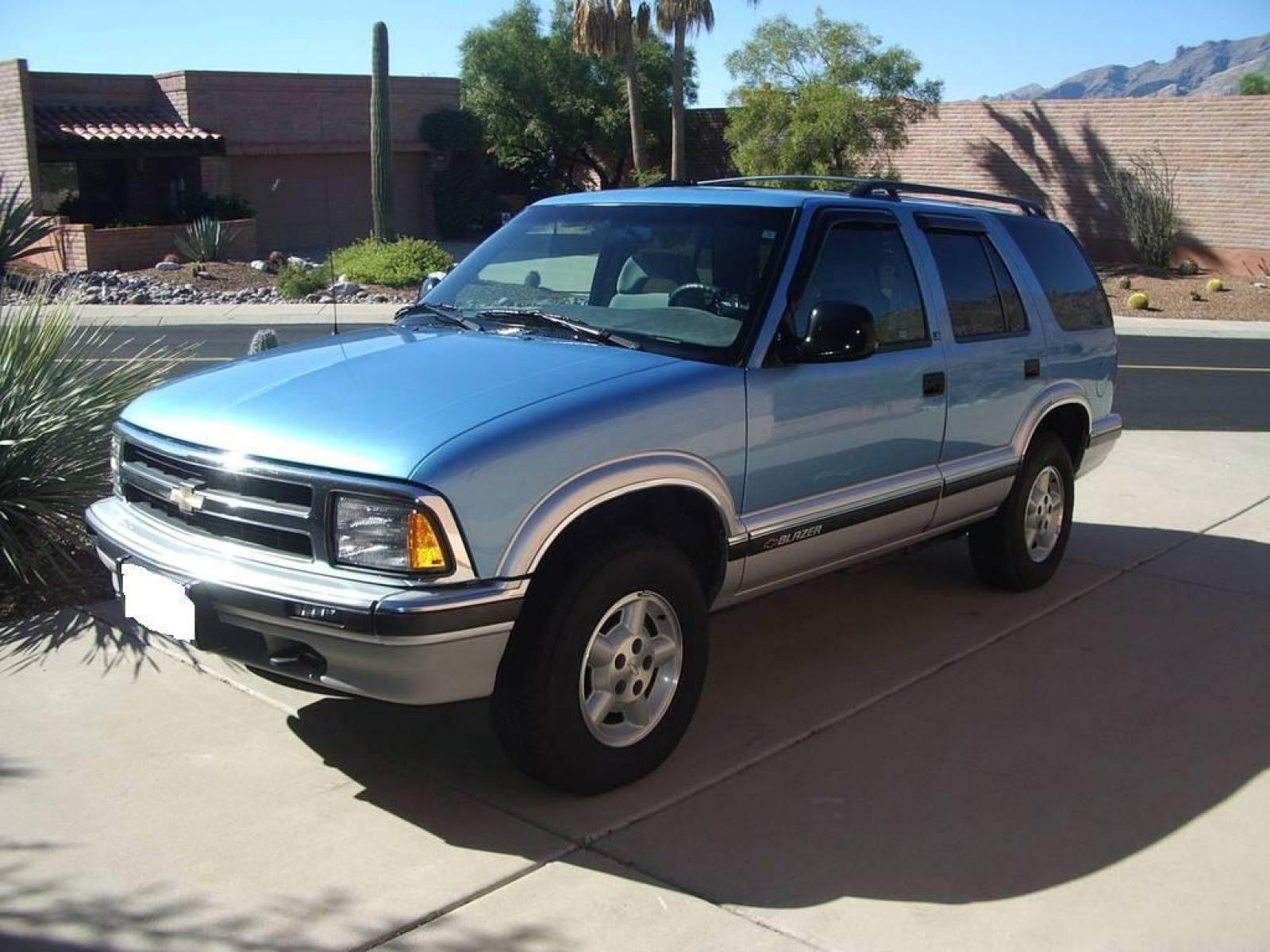 1997 Chevrolet Blazer Information And Photos Zombiedrive 1984 Pontiac Fiero Fuse Box Diagram 800 1024 1280 1600 Origin