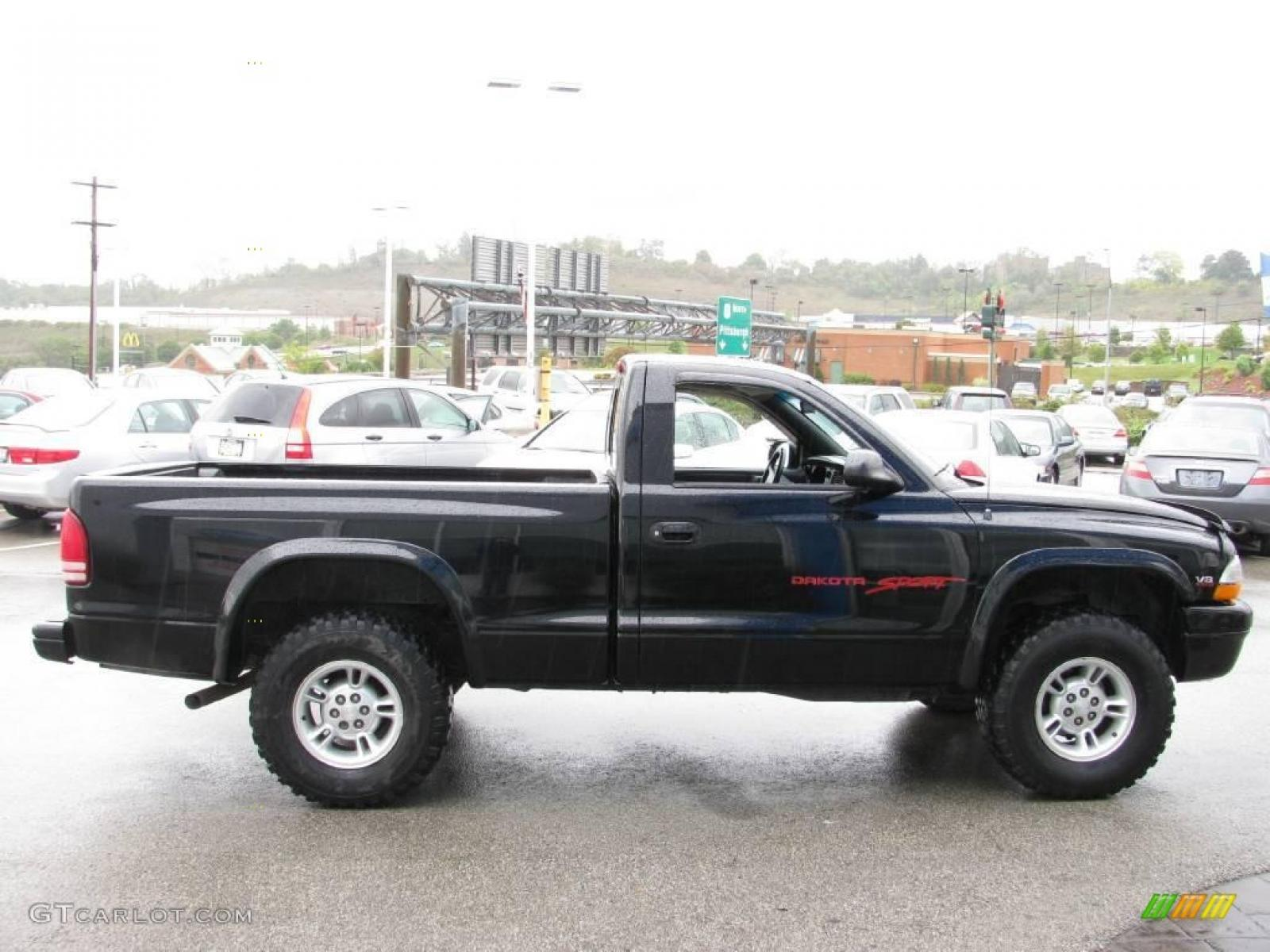 Dodge Dakota on Dodge Dakota V8