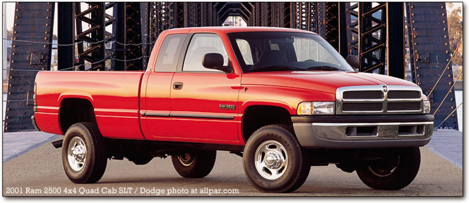 1997 Dodge Ram Pickup 1500 - Information and photos - ZombieDrive