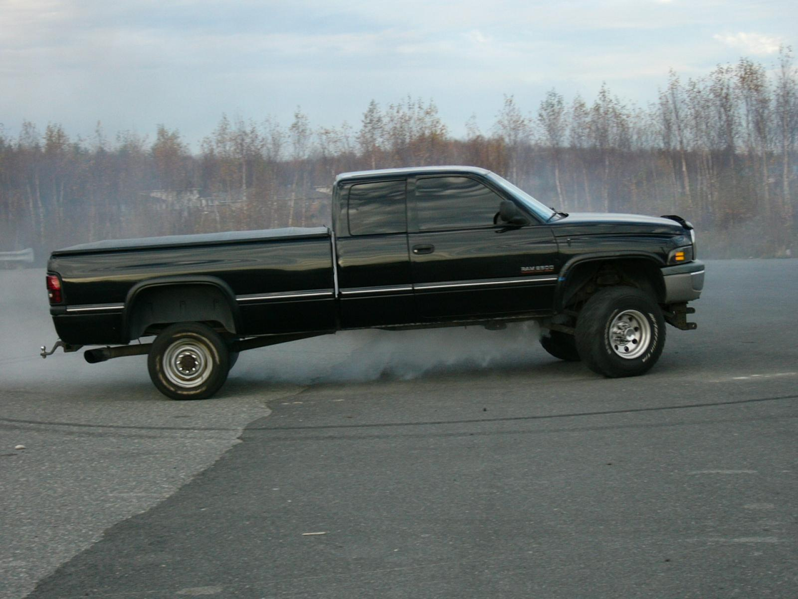 1997 dodge ram pickup 2500 information and photos zombiedrive. Black Bedroom Furniture Sets. Home Design Ideas