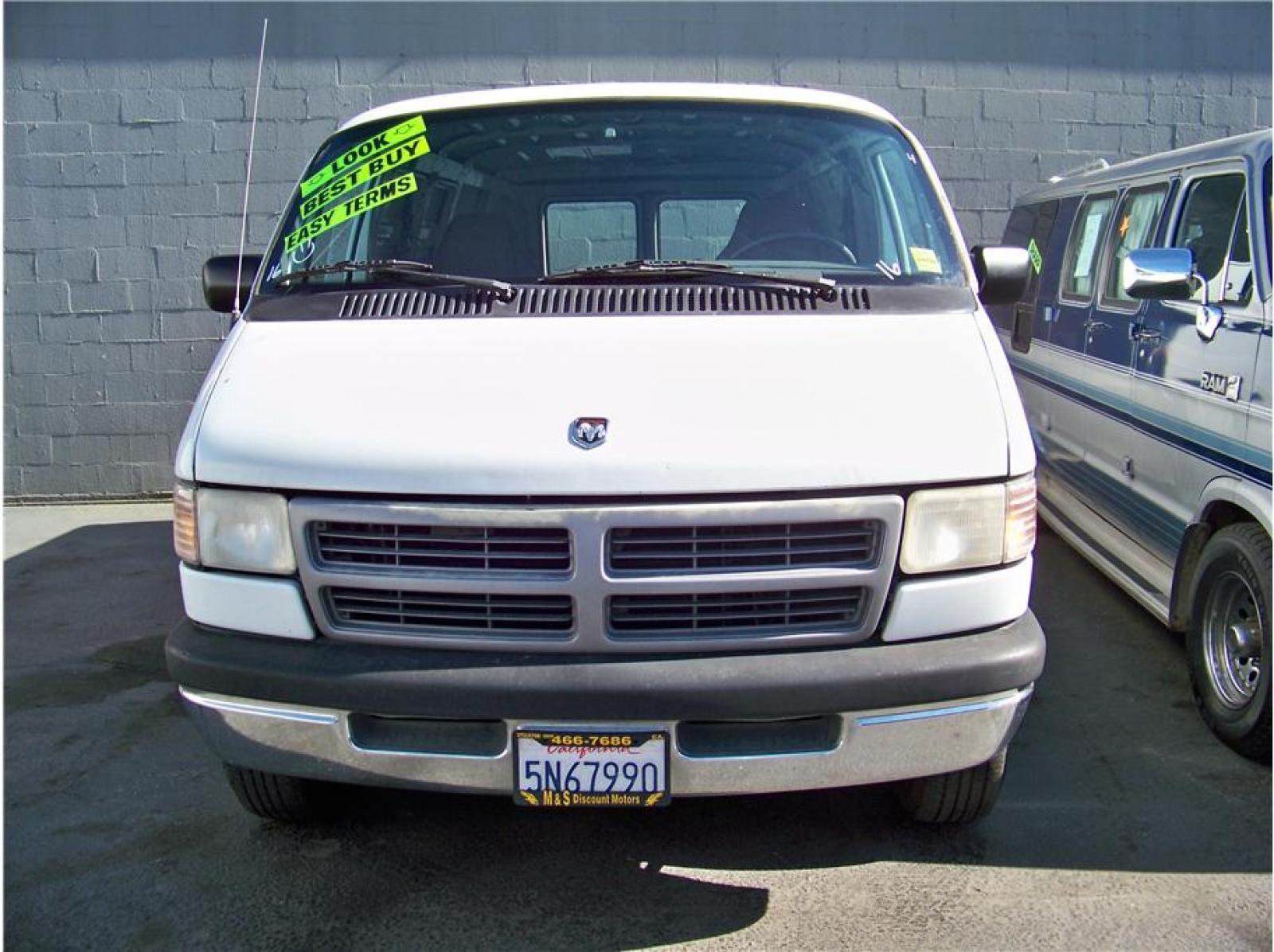 Ram Van 3 800 1024 1280 1600 Origin 1997