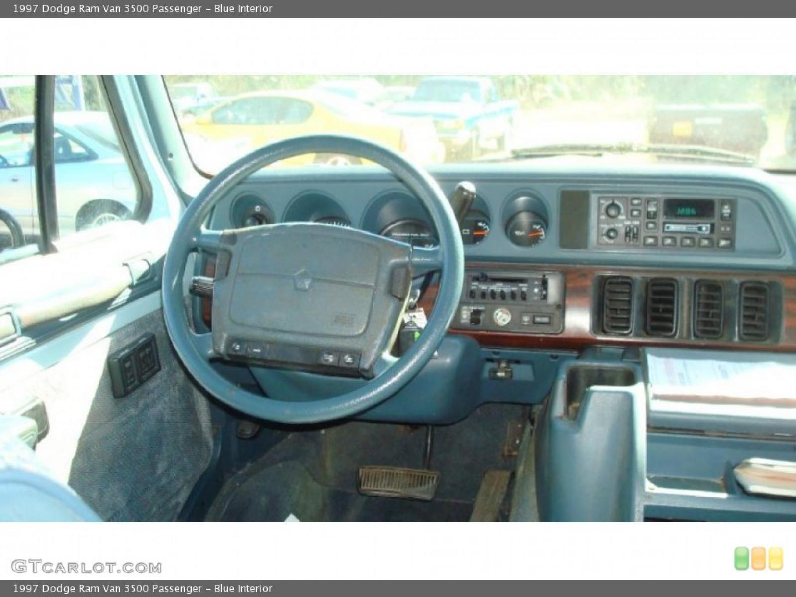 800 1024 1280 1600 Origin 1997 Dodge Ram Van
