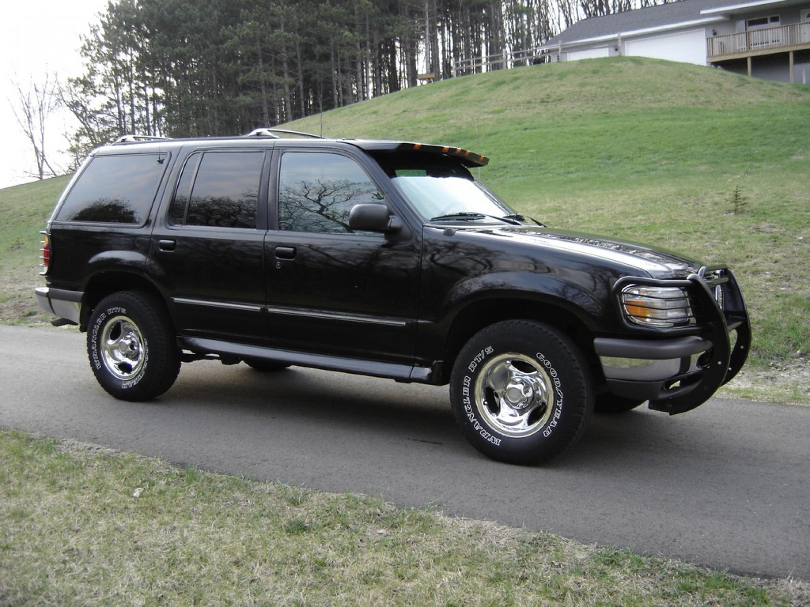 1997 ford explorer 8