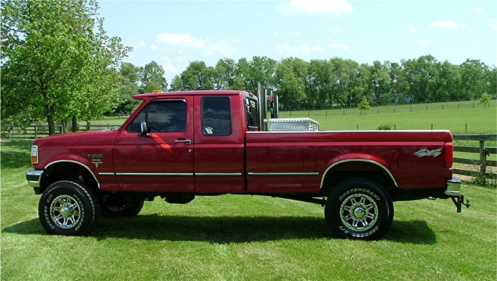 Ford F on Ford F 250 Ext Cab