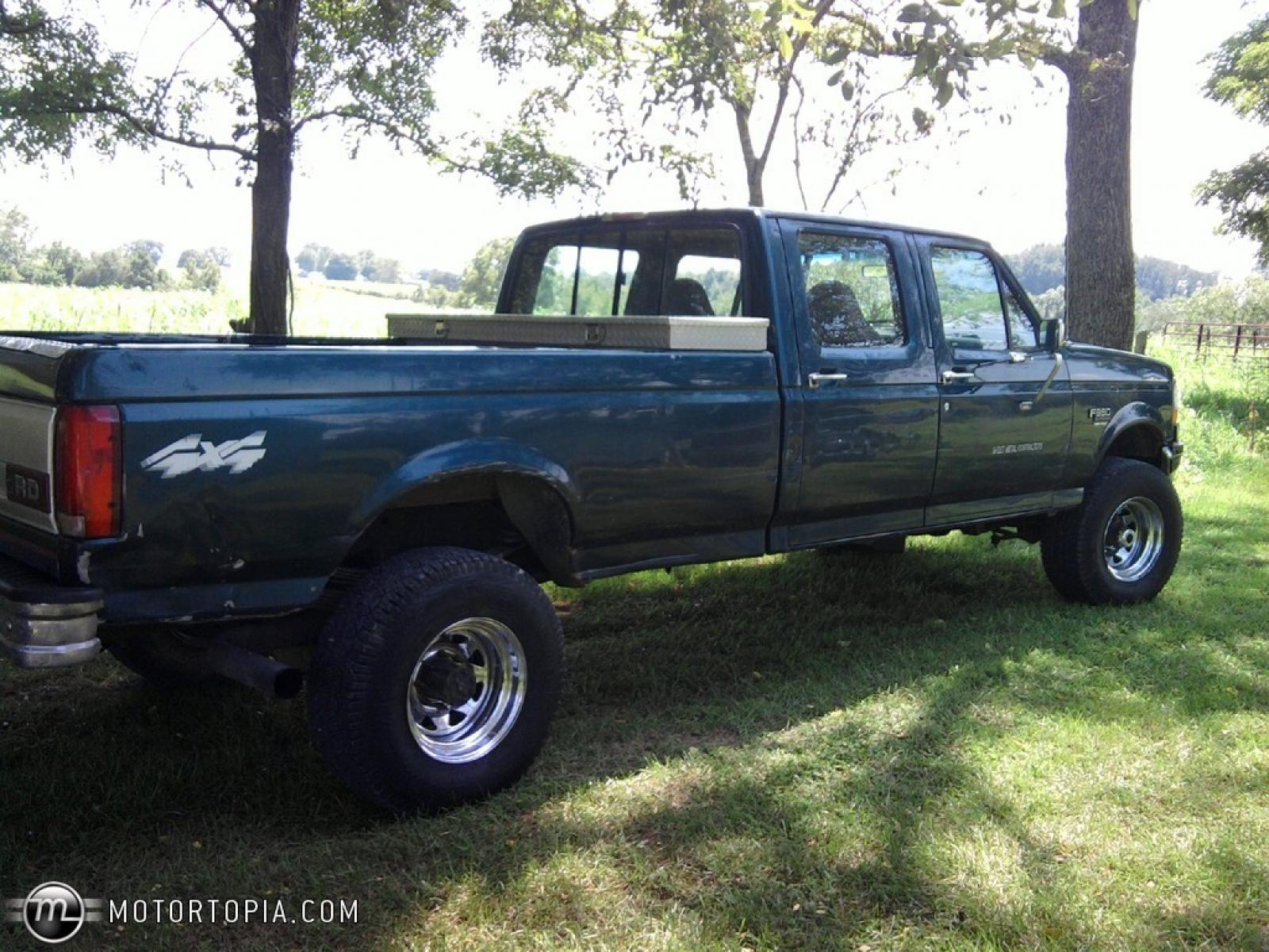 1997 ford f350 body parts