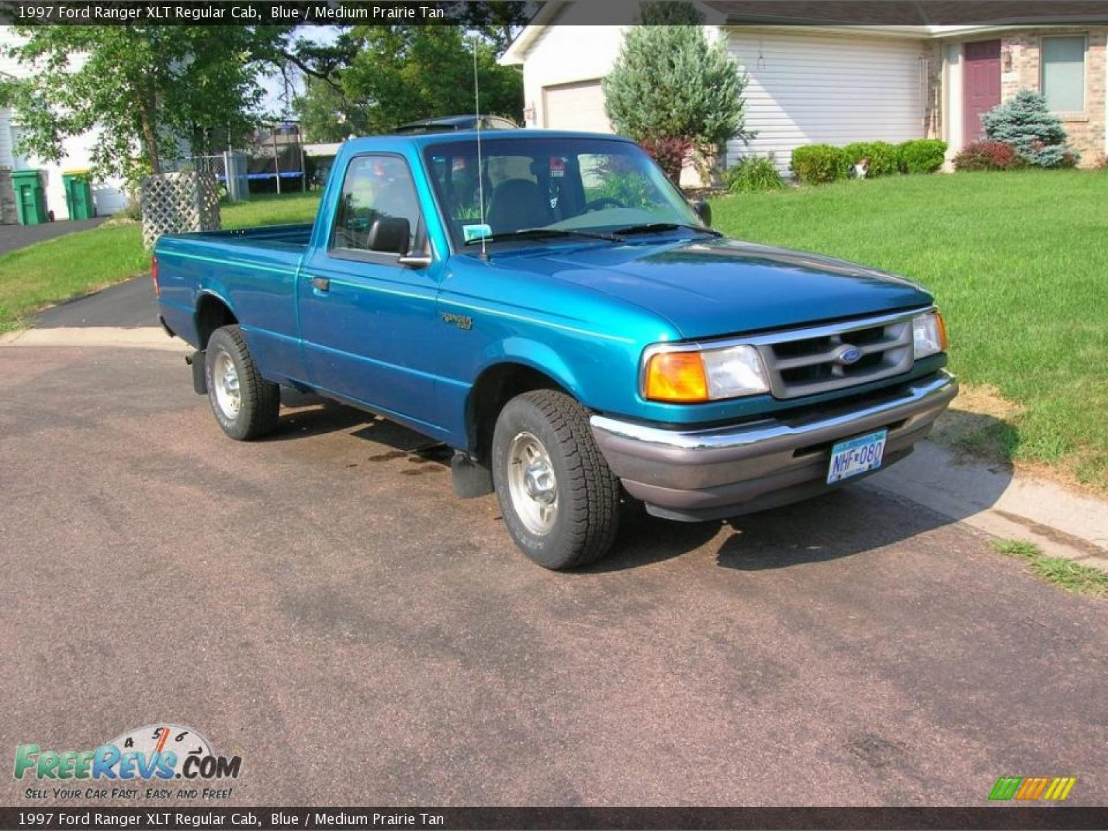 1997 Ford Ranger Information And Photos Zomb Drive