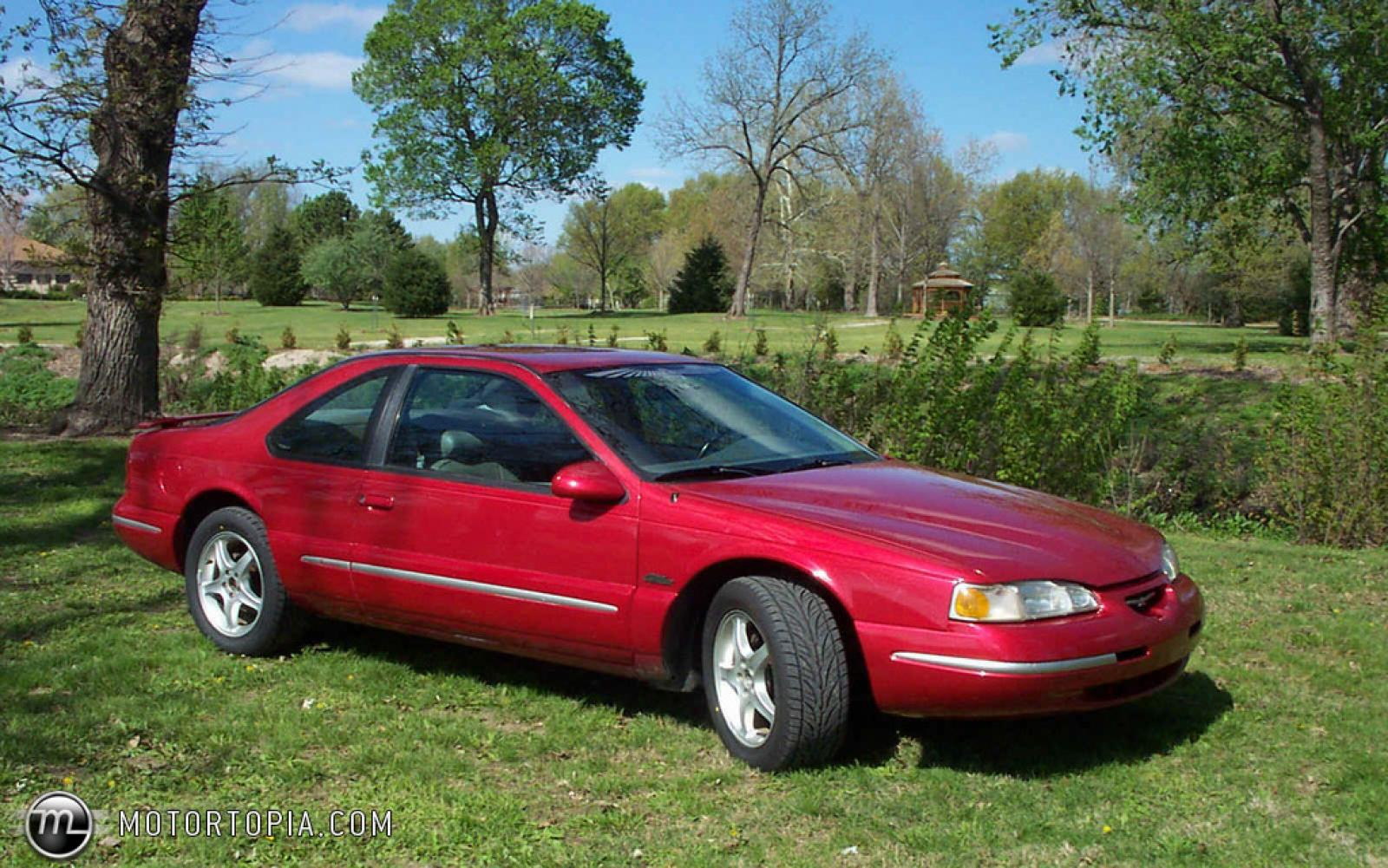 1997 ford thunderbird 10