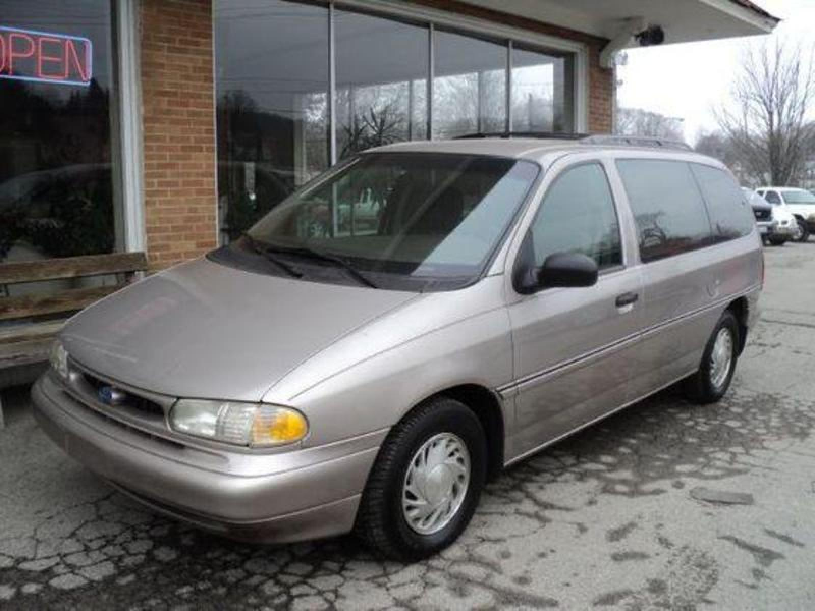 1997 Ford Windstar - Information And Photos
