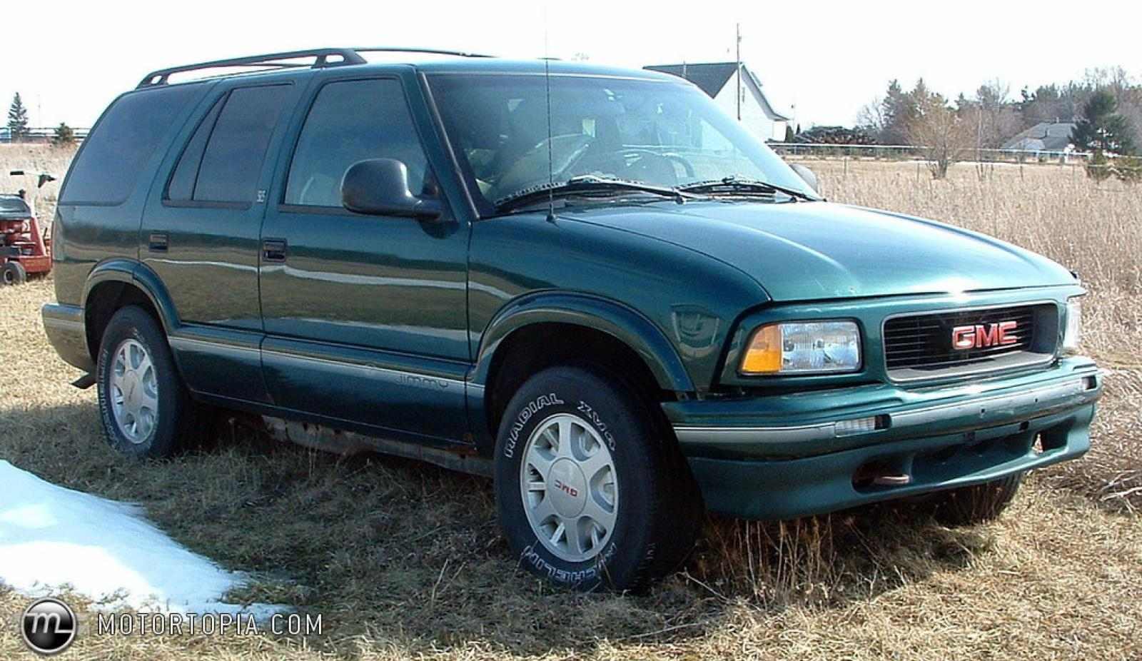 1997 Gmc Jimmy Information And Photos Zombiedrive 97 GMC Jimmy Problems 1997  Gmc Jimmy Wiring Systems