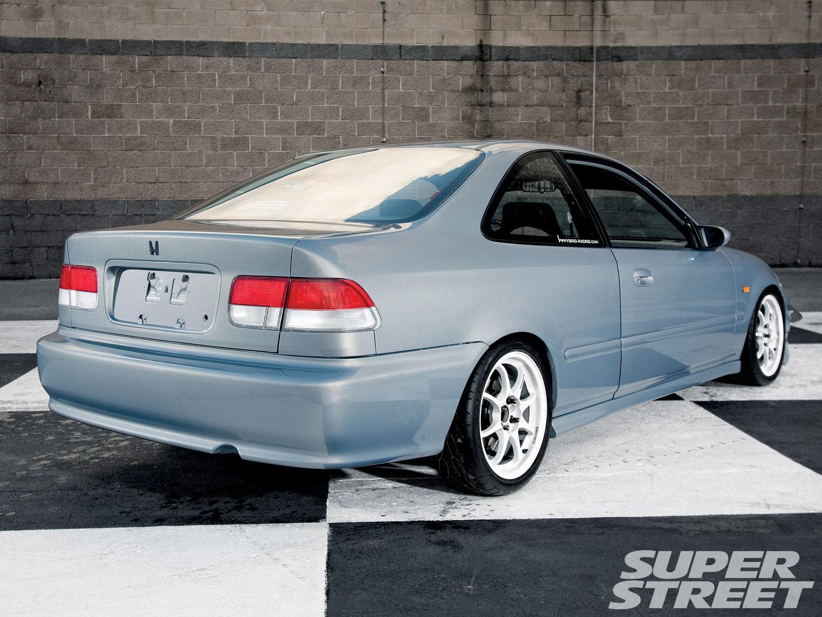 1997 Honda Civic - Information and photos - Zomb Drive Import Tuner Civic
