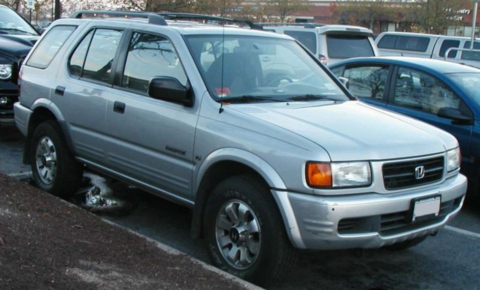 1997 Honda Passport #9