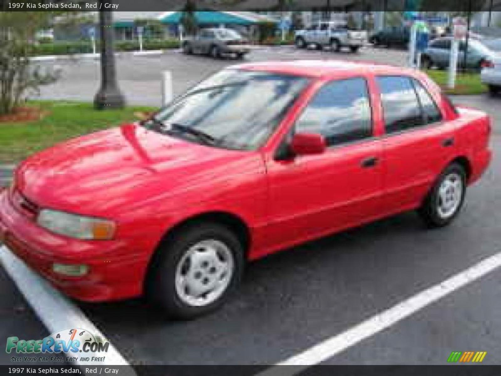 800 1024 1280 1600 origin 1997 Kia Sephia ...