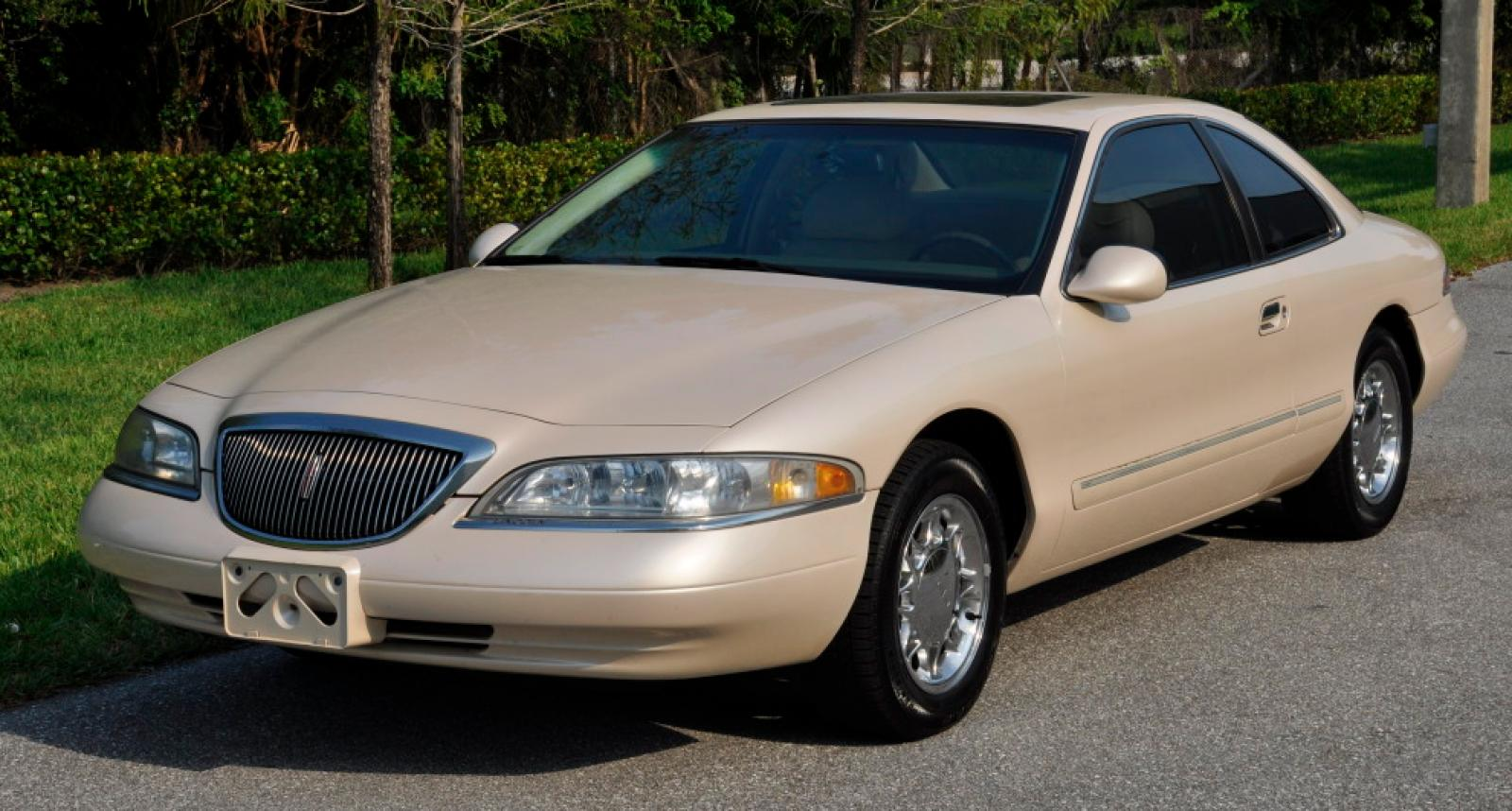 1997 Lincoln Mark Viii Information And Photos Zombiedrive