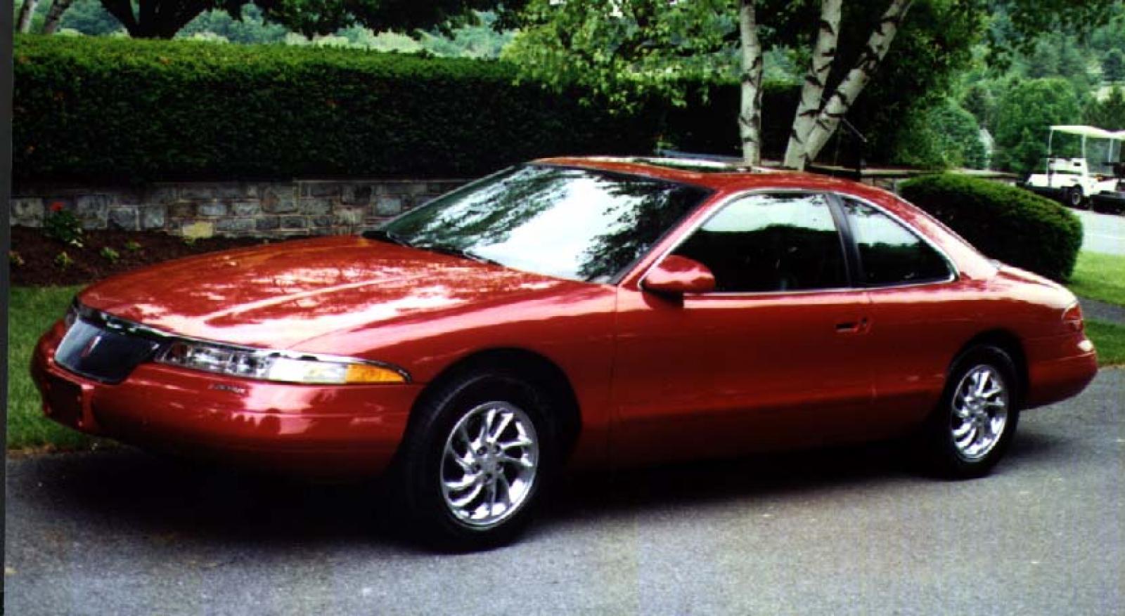 Lincoln Mark Viii on Lincoln Mk Viii