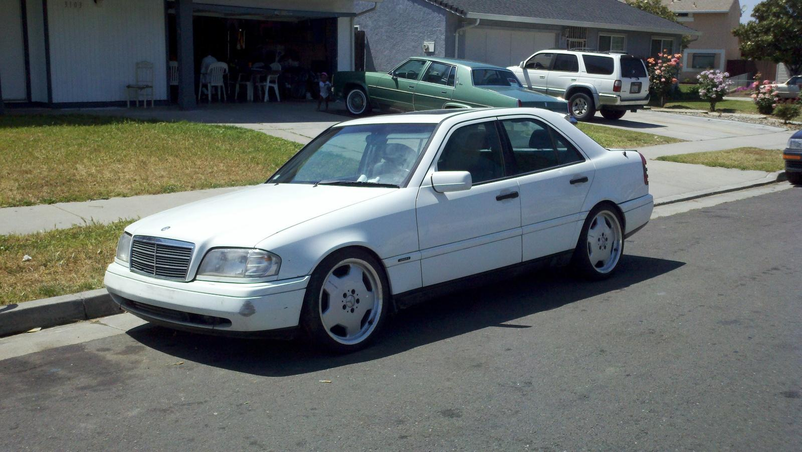 1997 MERCEDES-BENZ C36 AMG - 1600px Image #9 on