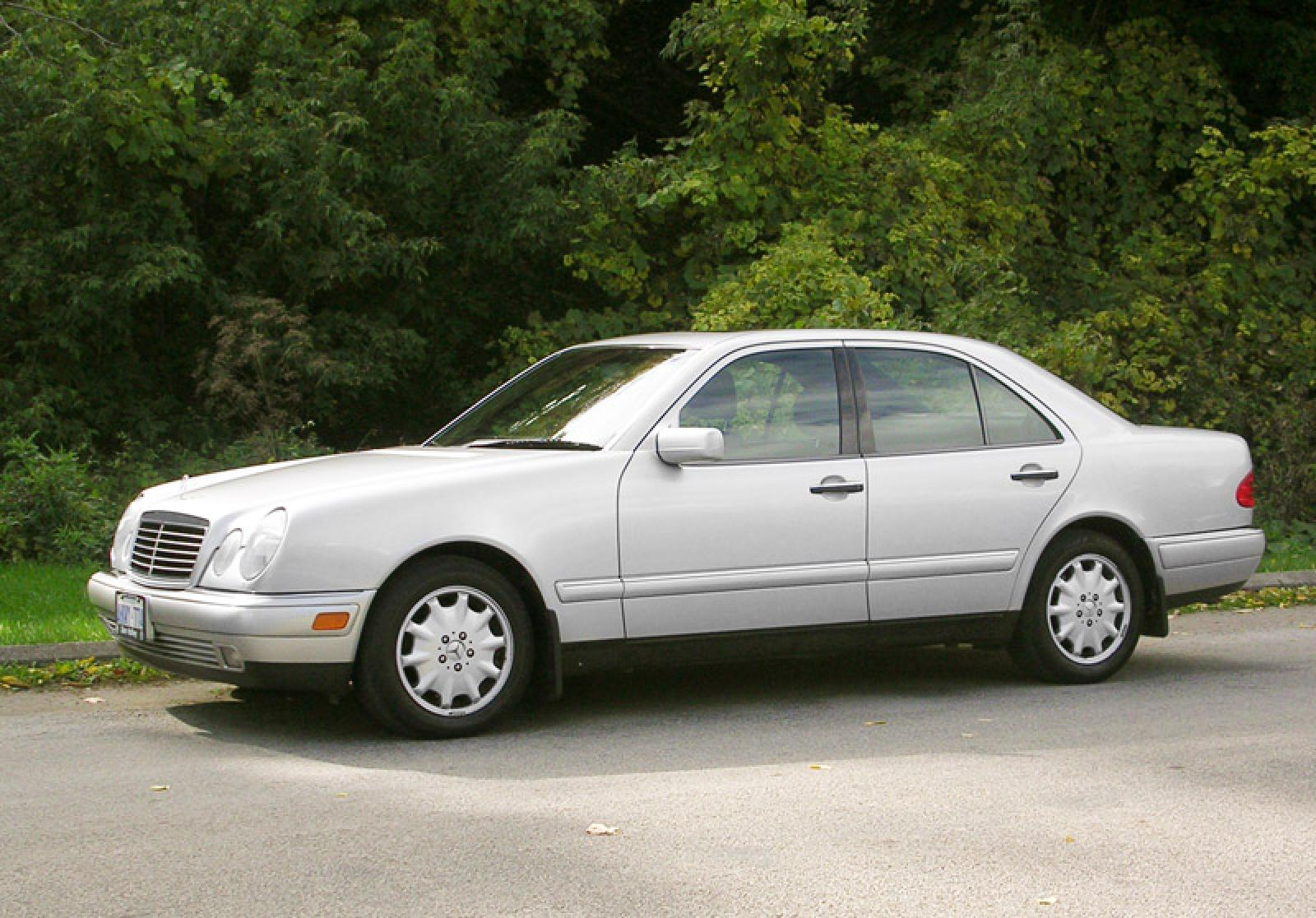 1997 mercedes benz e class information and photos for 1997 mercedes benz e class