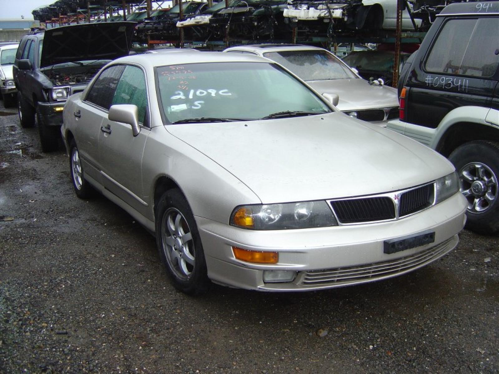 1997 Mitsubishi Diamante #1 800 1024 1280 1600 origin