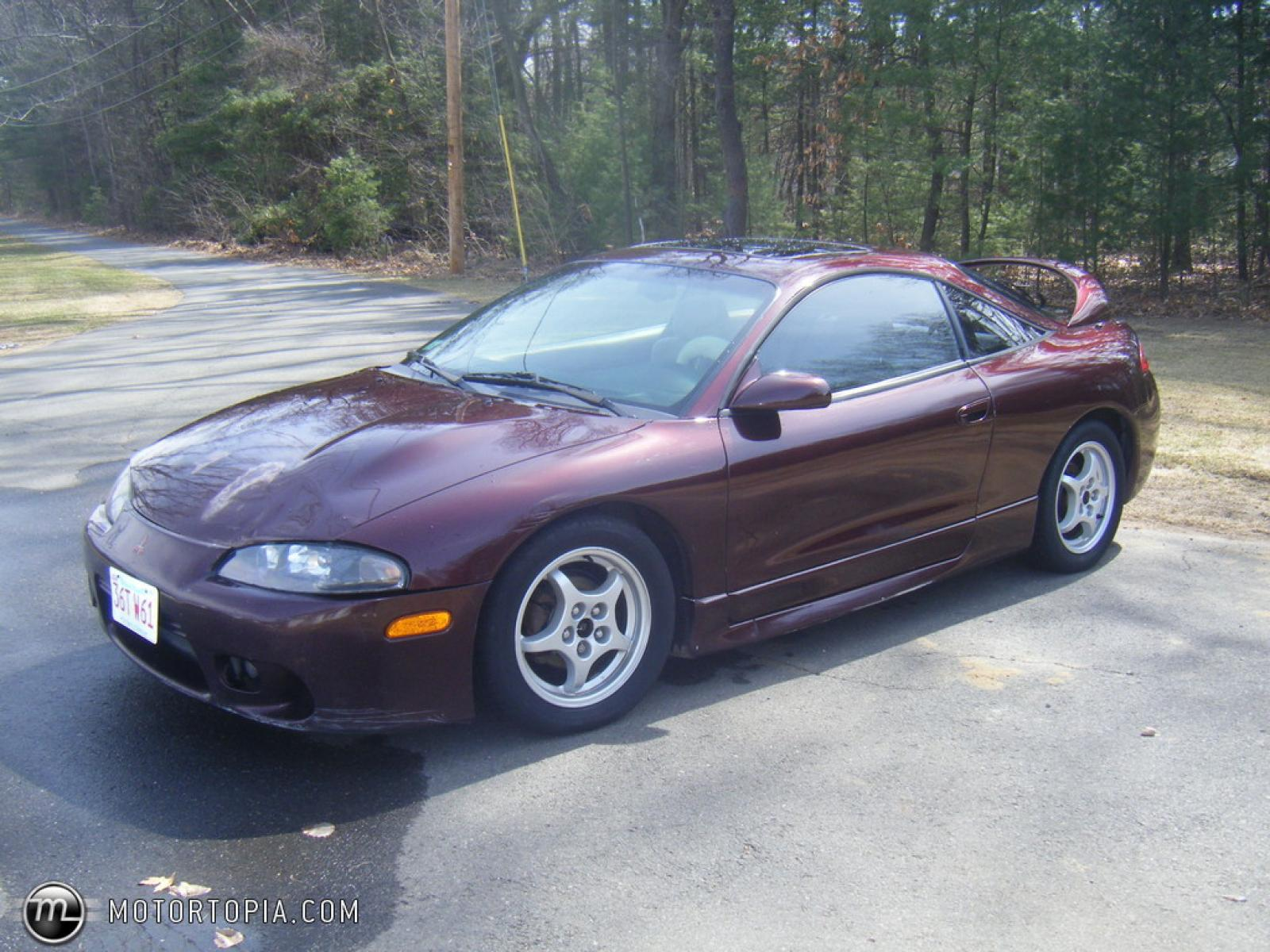 1997 Mitsubishi Eclipse - Information and photos - Zomb Drive