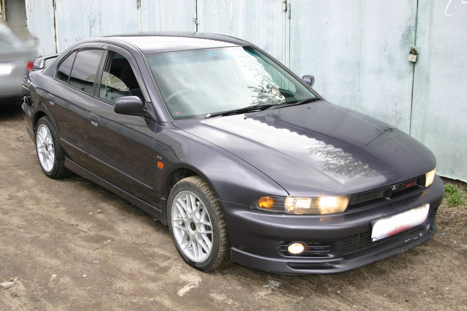 2001 mitsubishi galant manual.
