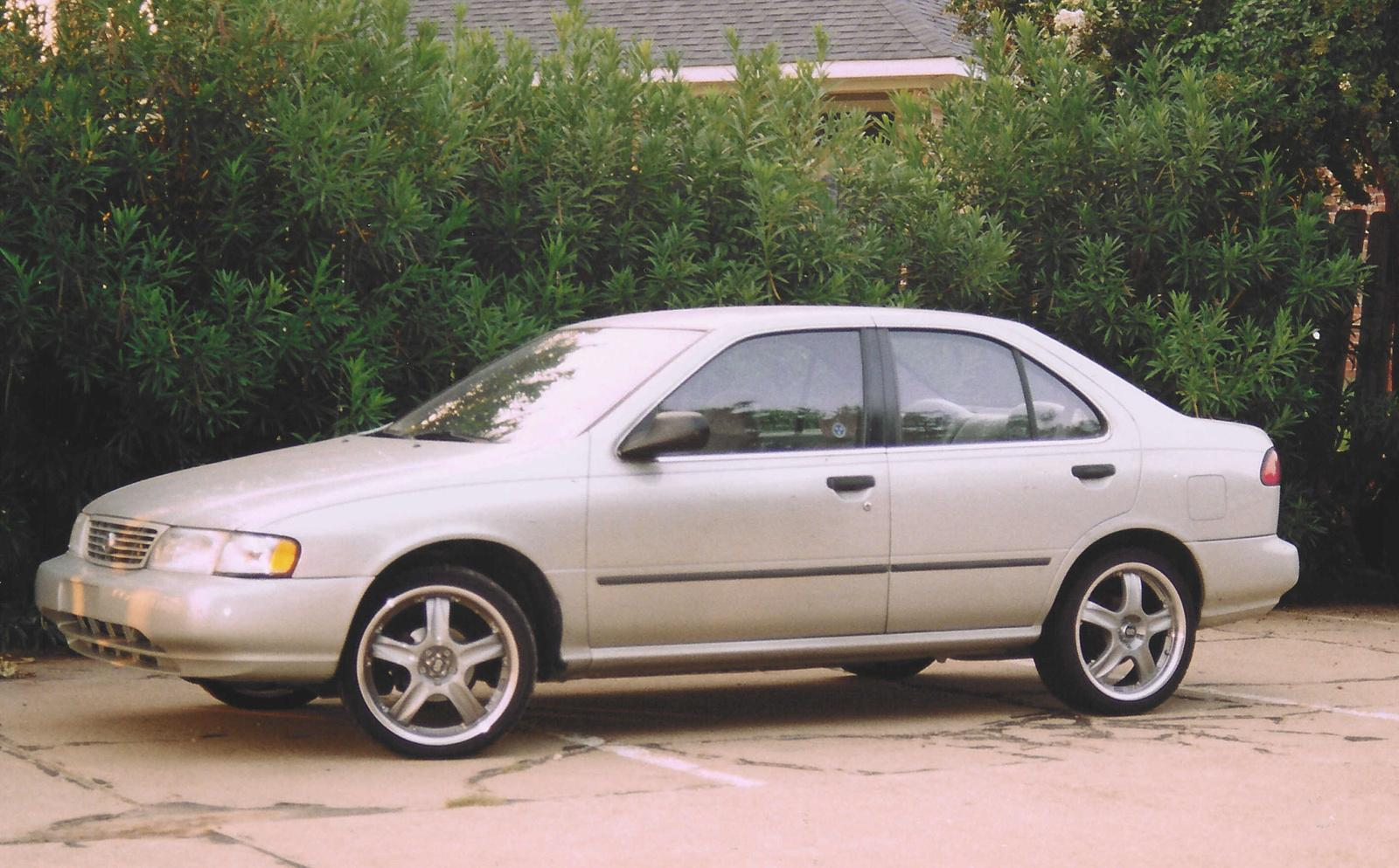 1997 Nissan Sentra #4 Nissan Sentra #4 800 1024 1280 1600 origin ...