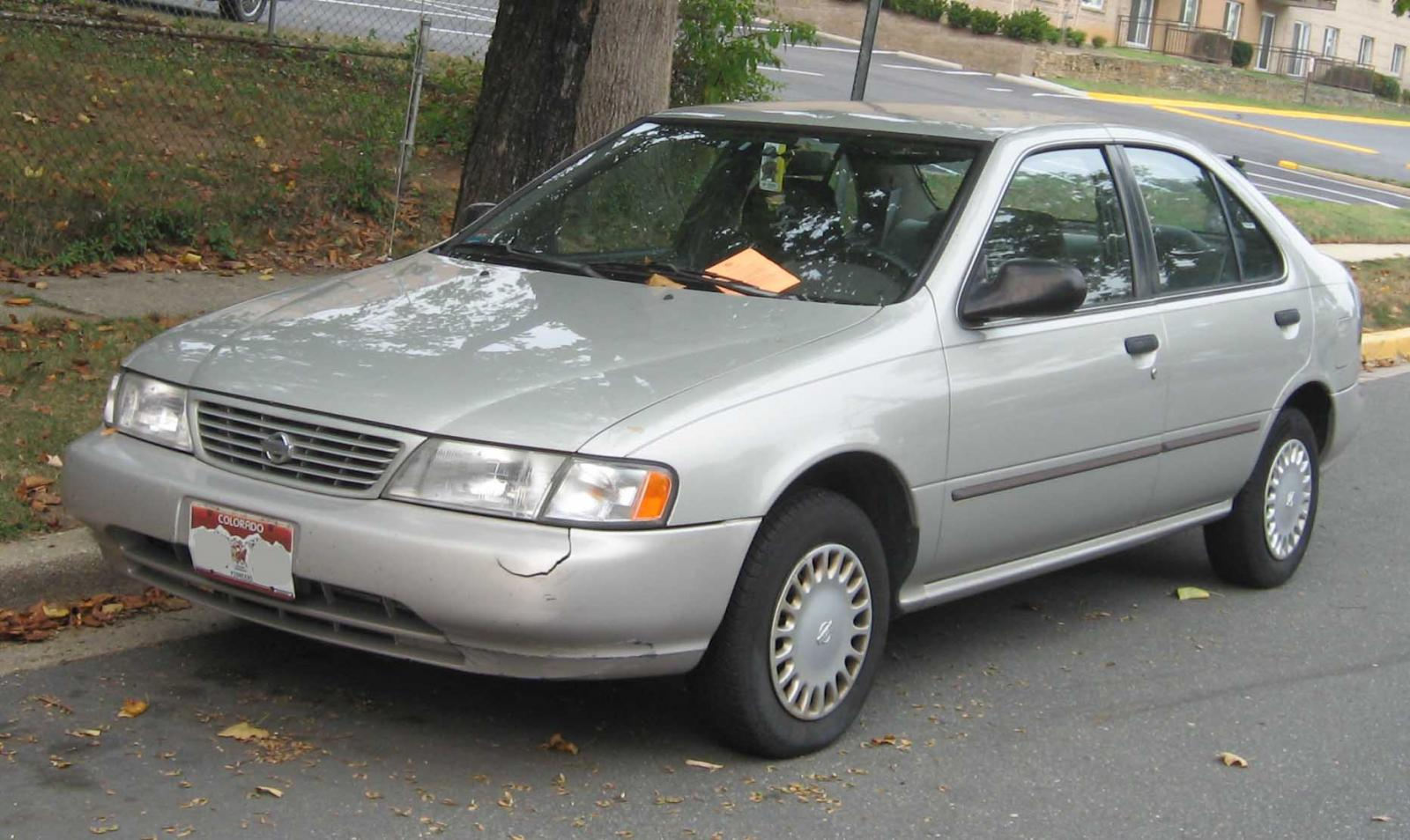 1997 Nissan Sentra Information And Photos Zombiedrive 1994 Maxima Automatic Transmission Wiring Diagram Gallery