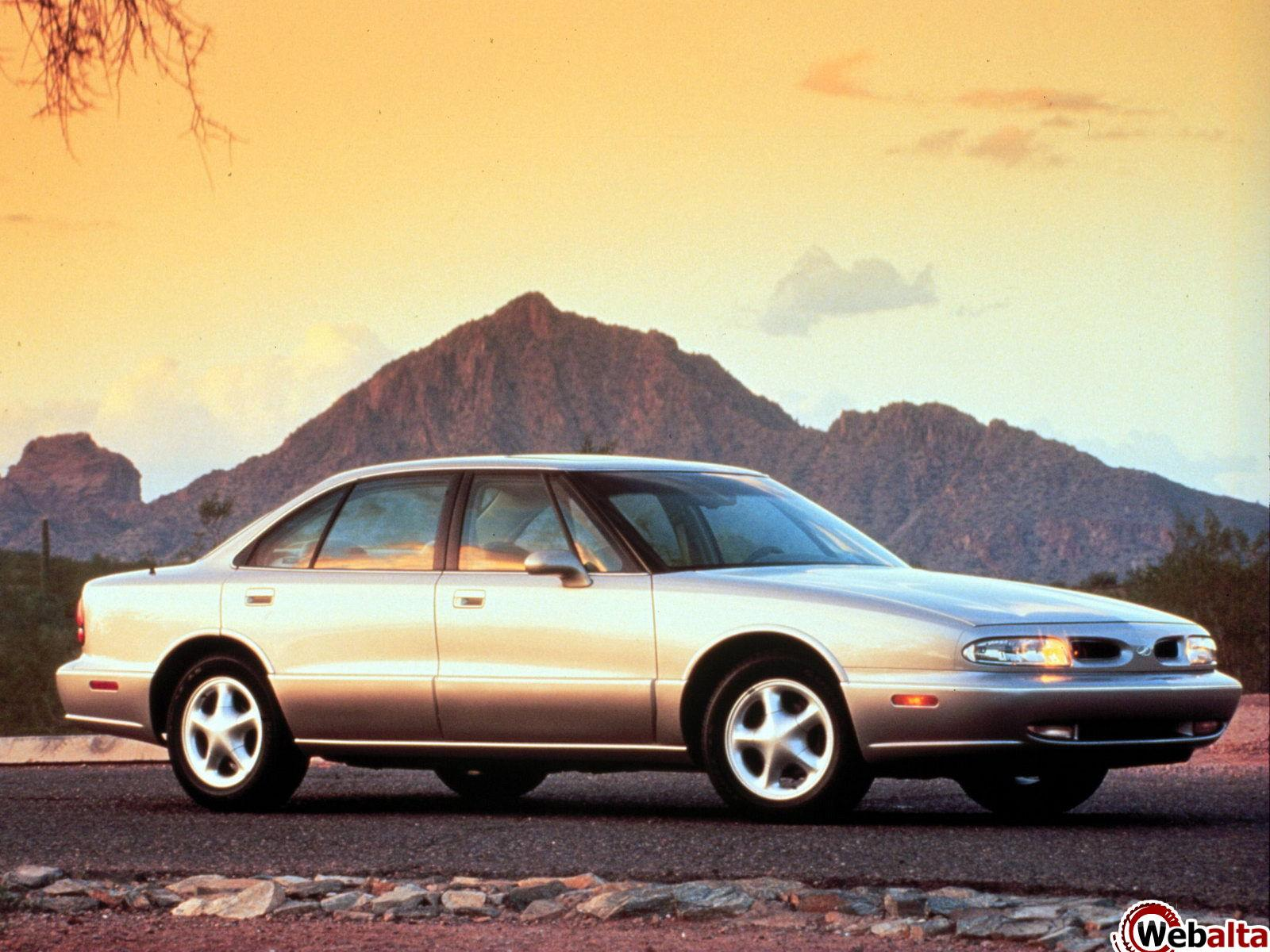 1997 Oldsmobile Lss Information And Photos Zombiedrive 2000 Mazda Millenia Wiring Diagram 800 1024 1280 1600 Origin