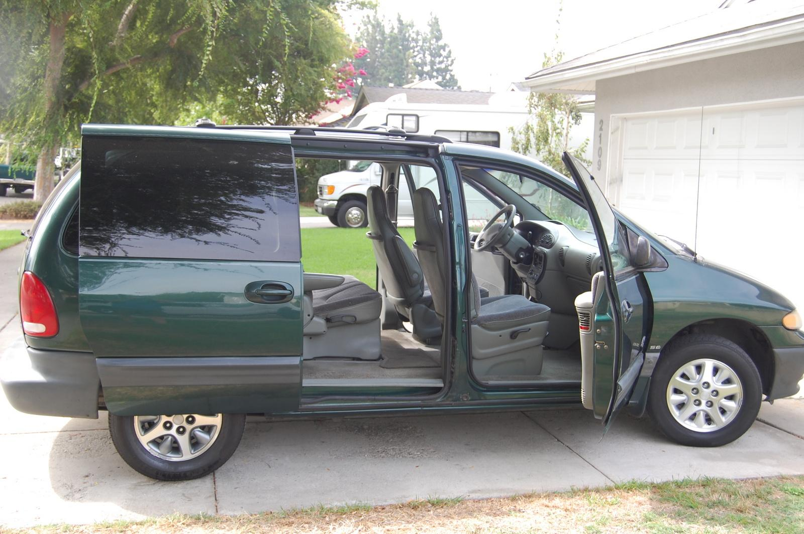 1997 Plymouth Voyager - Information And Photos