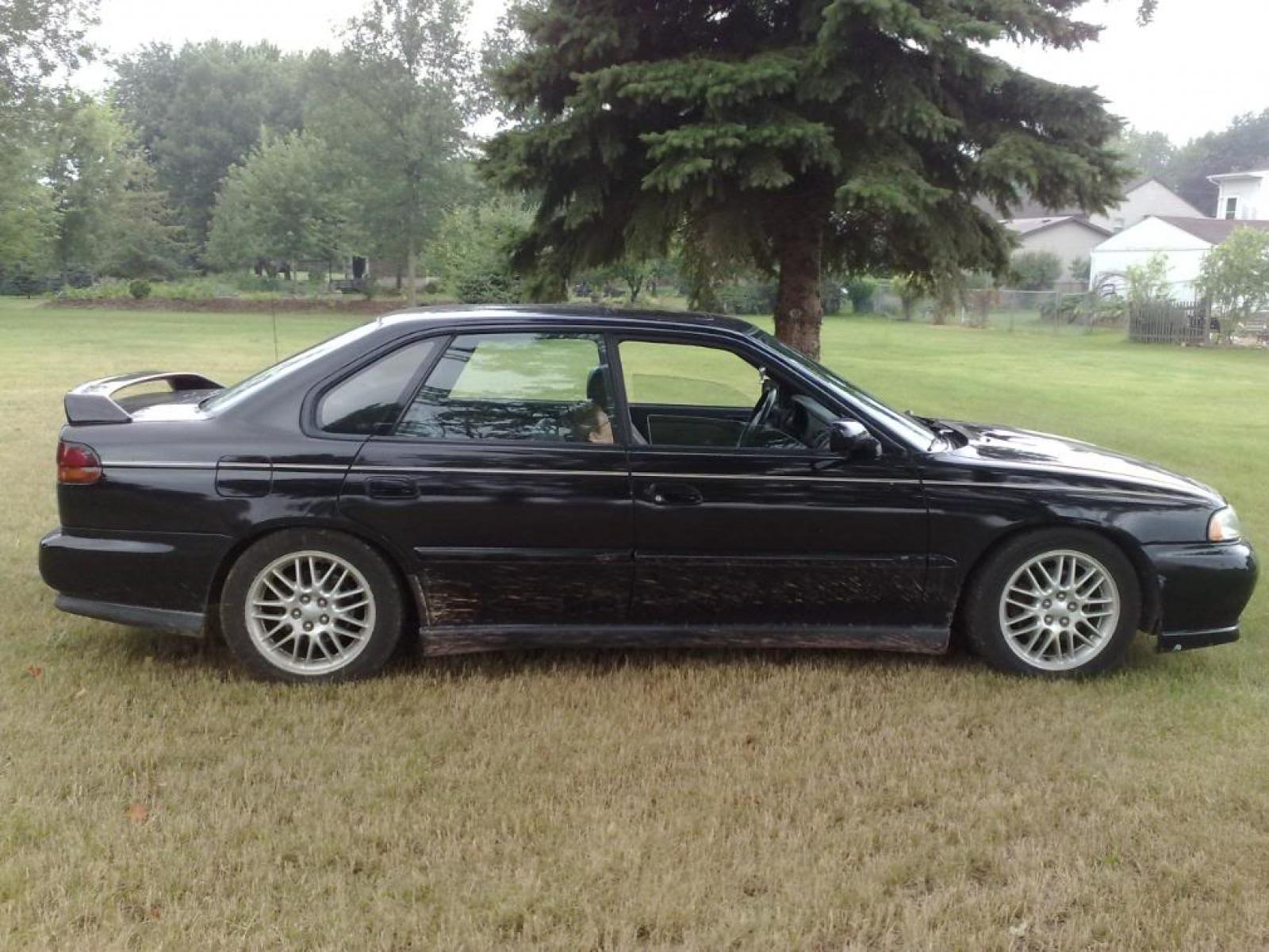 1997 subaru legacy lsi sedan