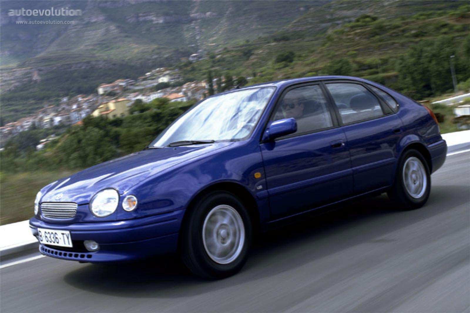 1997 Toyota Corolla Information And Photos Zomb Drive