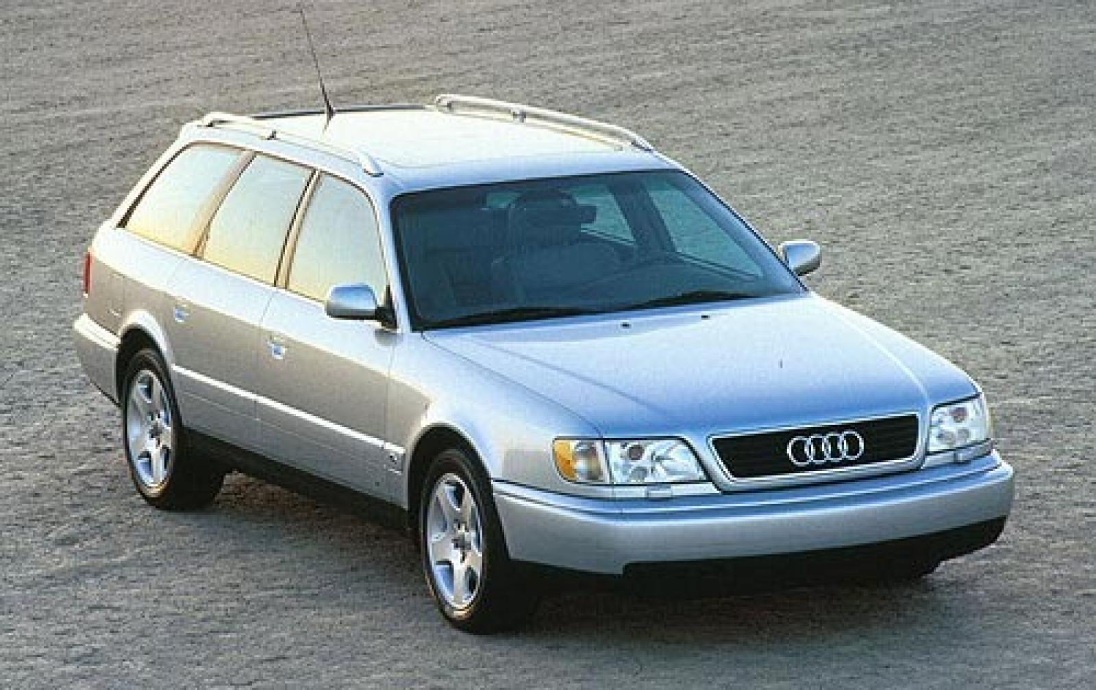 1997 audi a6 information and photos zombiedrive. Black Bedroom Furniture Sets. Home Design Ideas